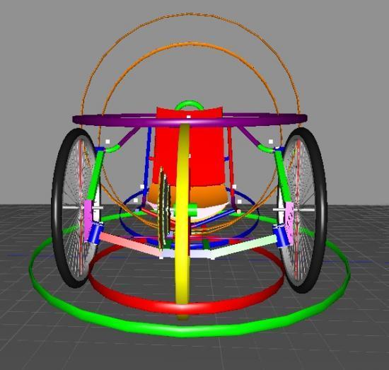 DiGoDeB1 de face en 3D