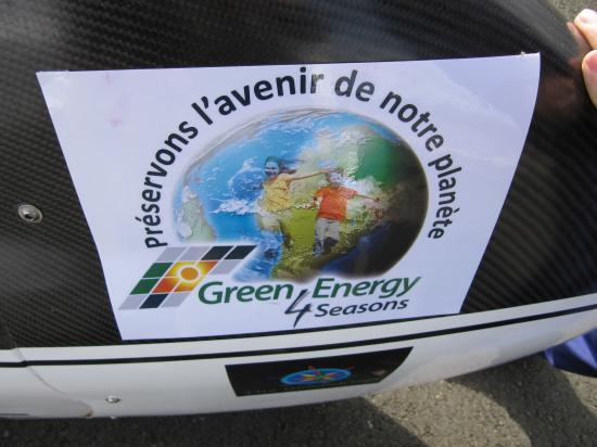 Notre deuxième sponsor : Green Energy 4 Seasons